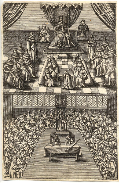 The House of Commons and the House of Lords (1643)