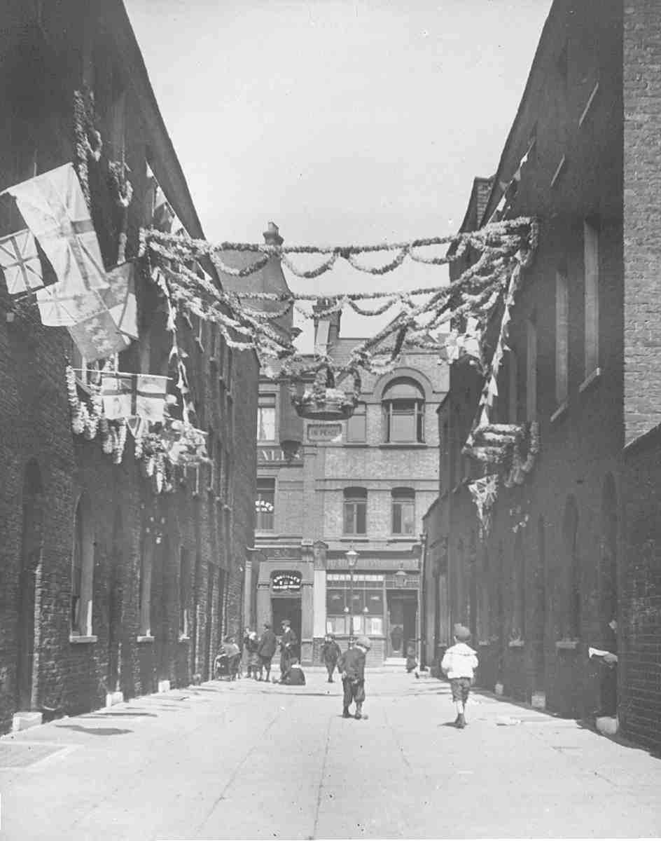 Britton Street British History Online