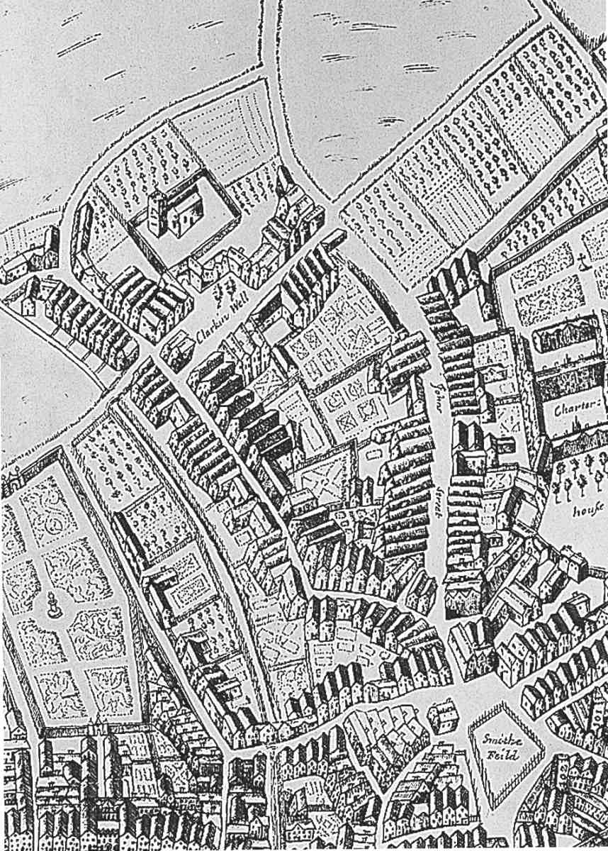 St John Street Introduction West Side British History