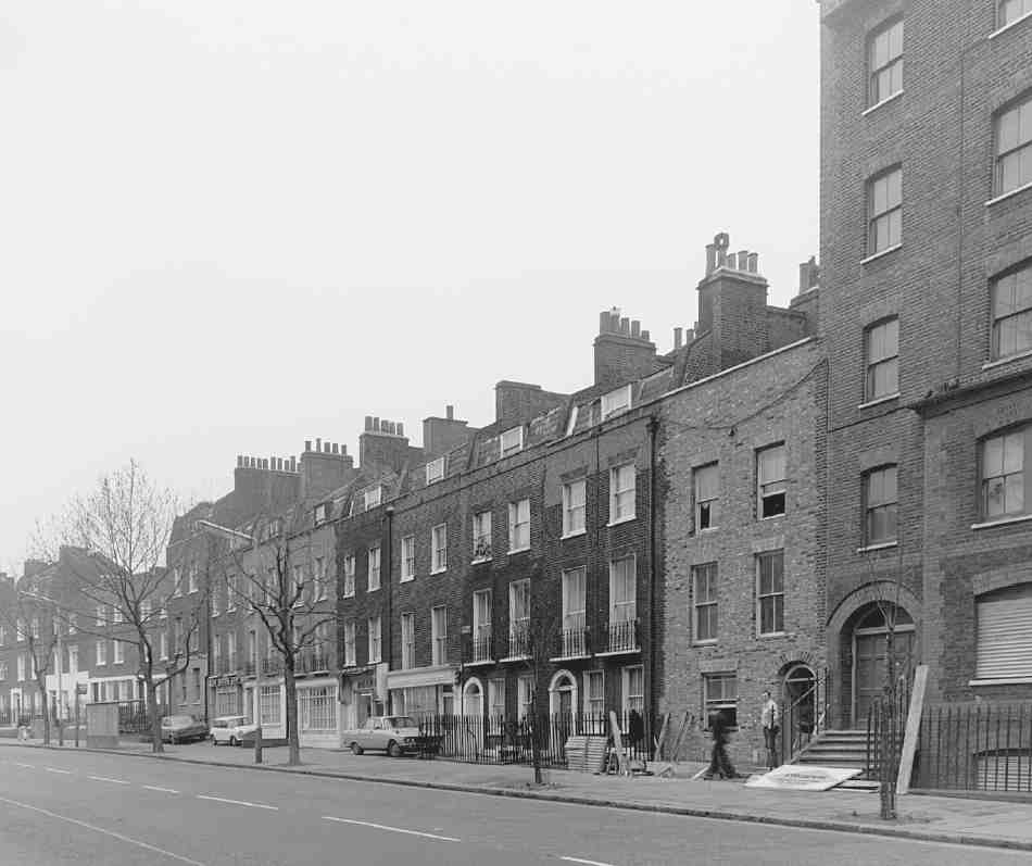 Rawstorne Street To The Angel British History Online