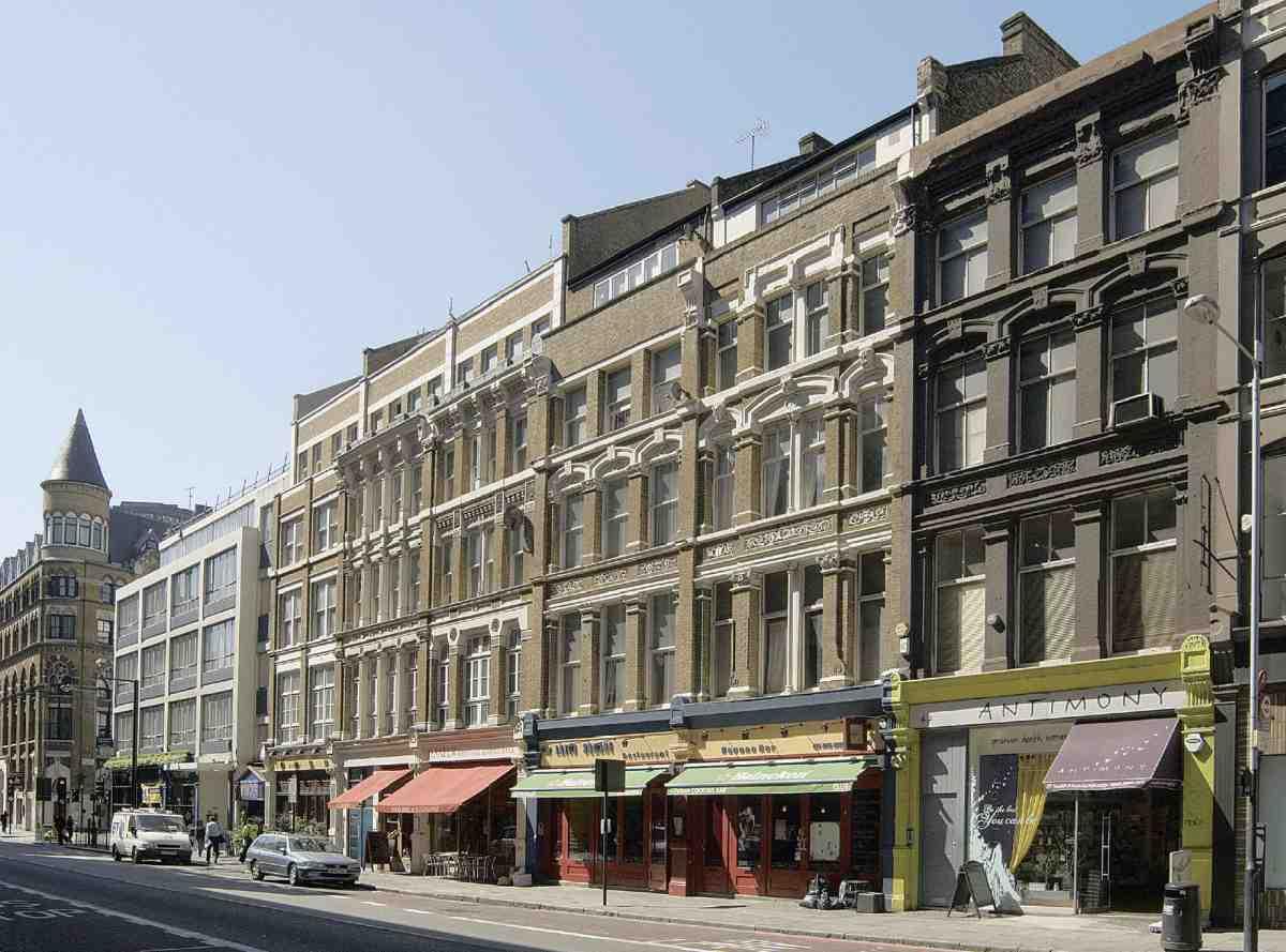 Farringdon Road British History Online