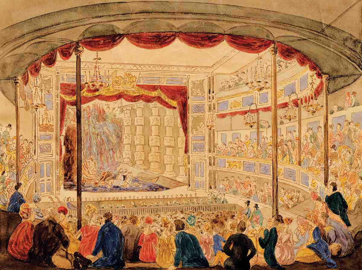 history of british theatre The narratives of english theatre often tell a drab story of the early 18th  within  living memory, britain had gone from being an autocratic.