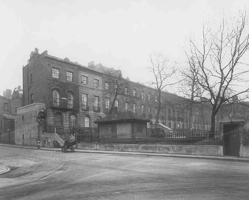 Wilmington square area british history online for 25 henry lane terrace