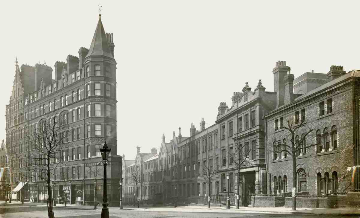 West Of Farringdon Road British History Online