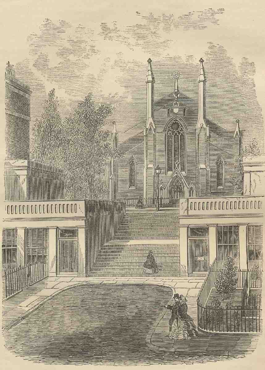 King S Cross Road And Penton Rise Area British History