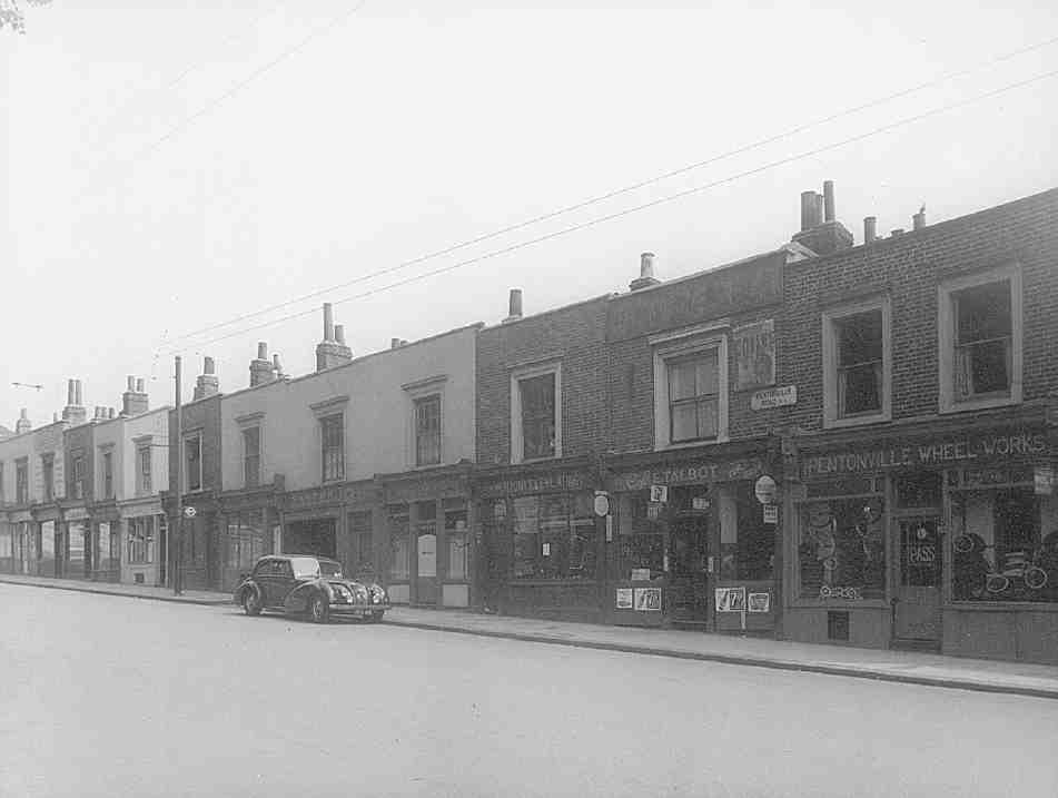 Pentonville Road British History Online