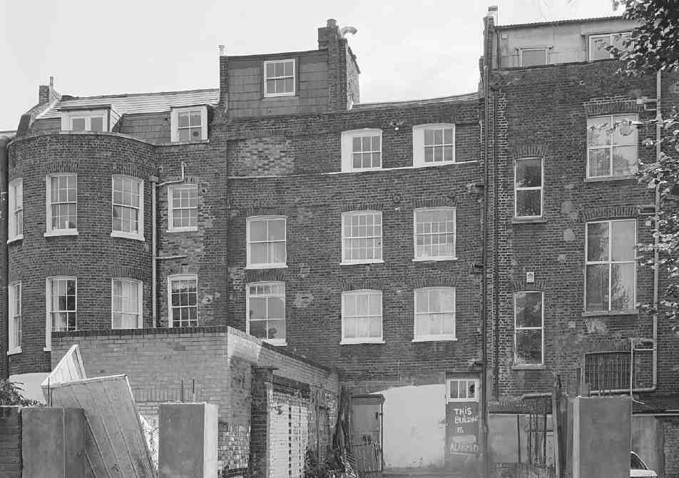 Building Development C 1789 1818