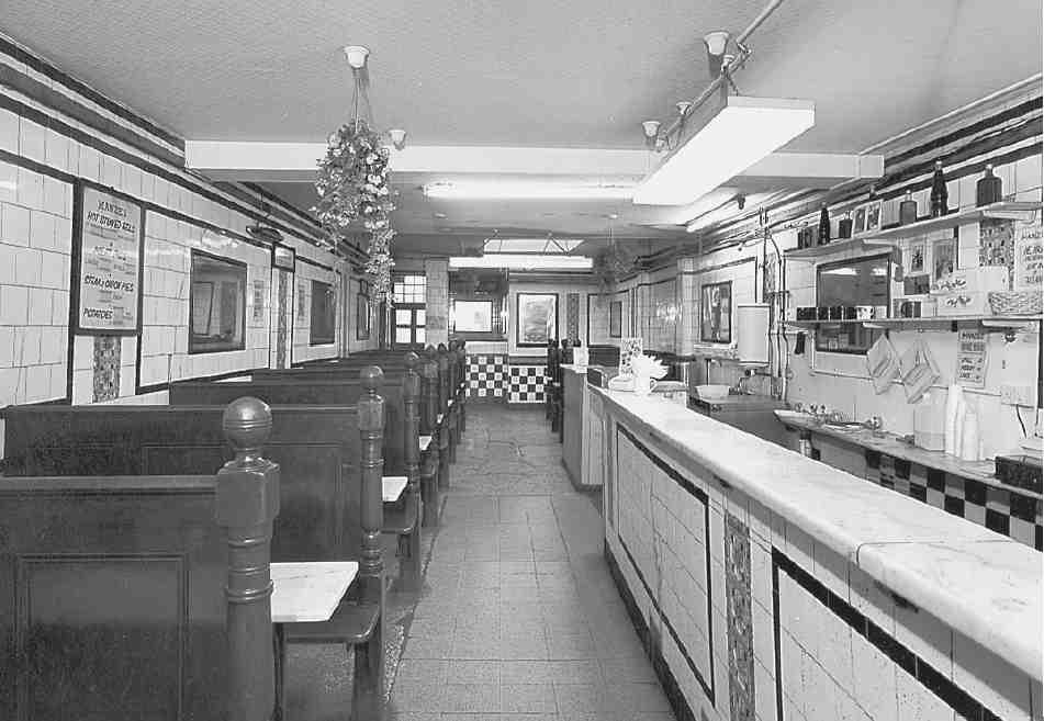 74 Chapel Market Interior In 1994