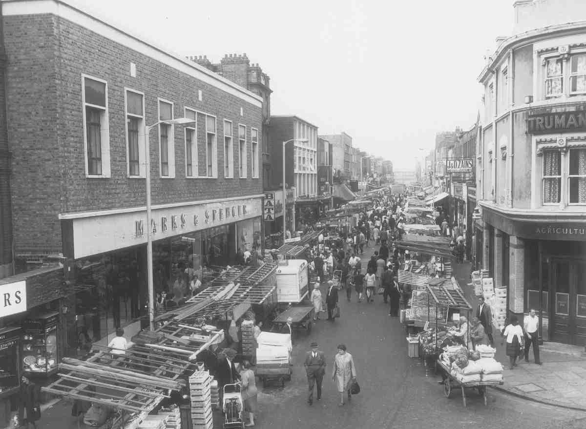 Penton street and chapel market area british history online for 10 york terrace east london