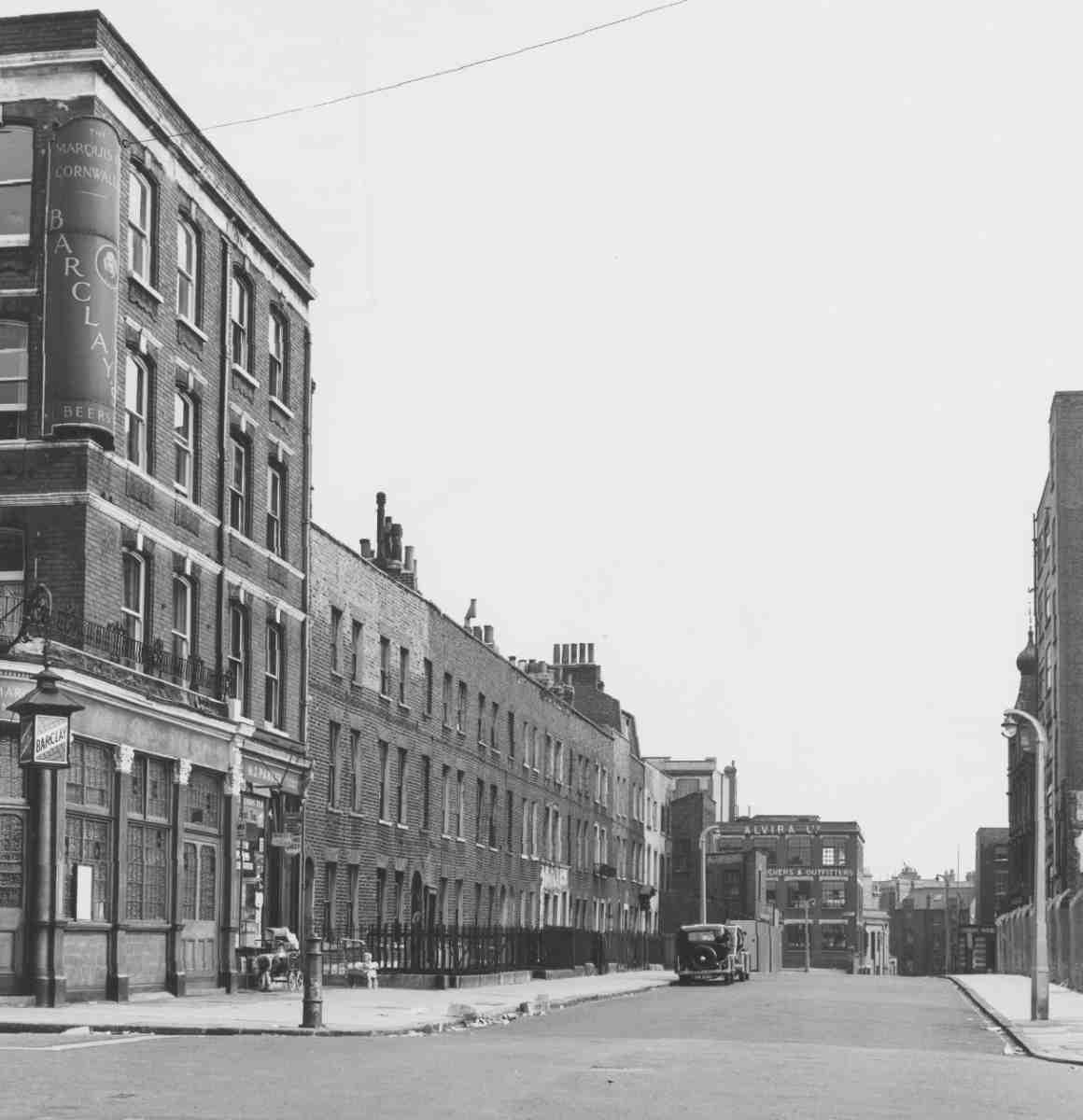 West Of Penton Street British History Online