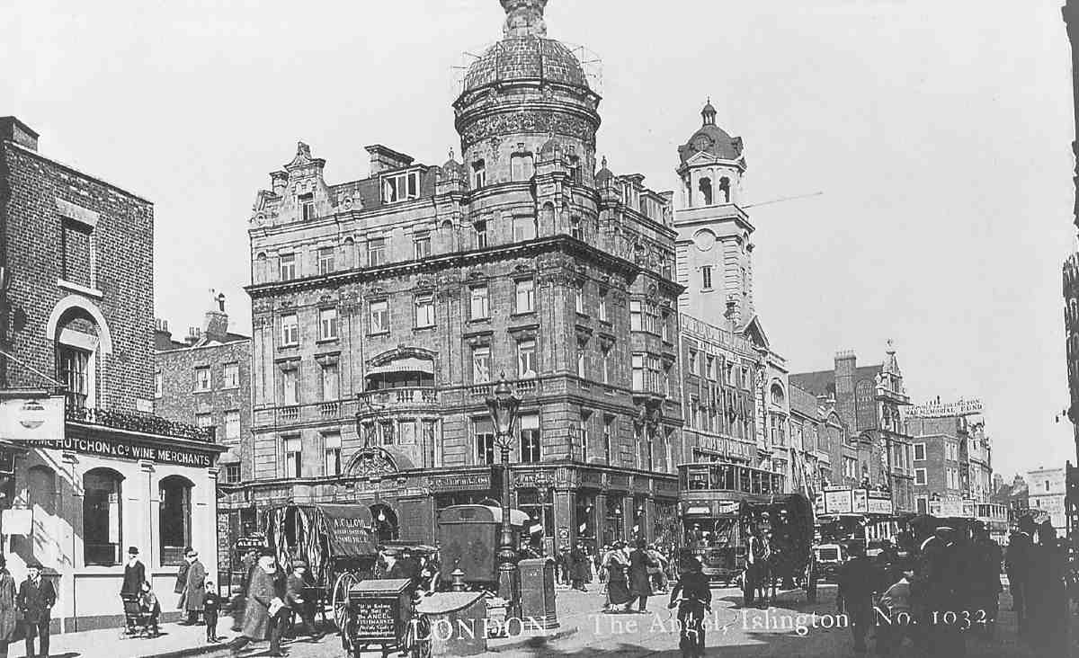 The Angel And Islington High Street British History Online