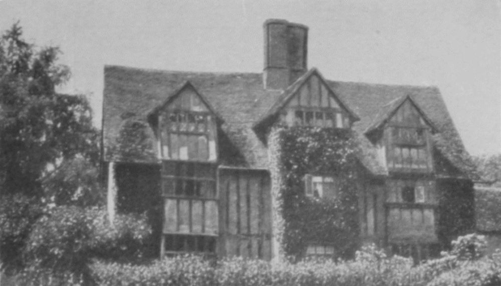 Plate 25: House With Exposed Timber-Framing | British History Online