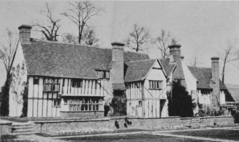 Plate 3: Houses with Exposed Timber-Framing | British History Online