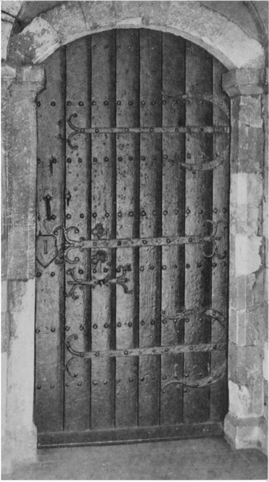 Plate 29 church doors and ironwork british history online for 13th door