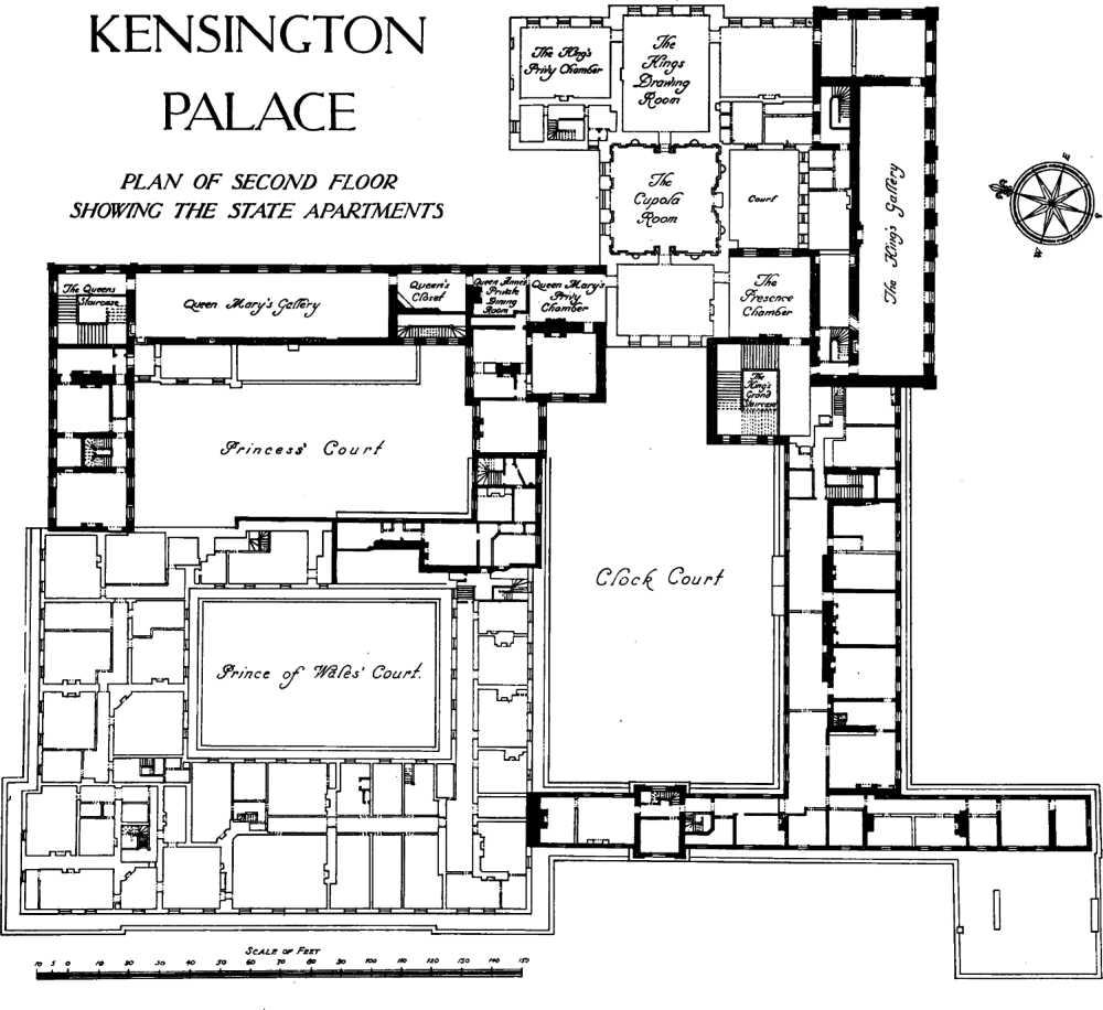 Westgate Palace Floor Plans: British History Online