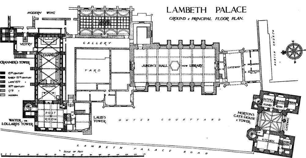 Lambeth British History Online