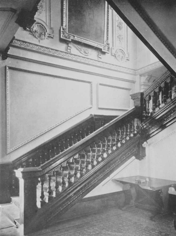 The Staircase, C. 1670.