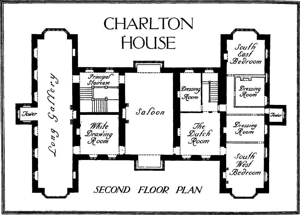 18th Century House Plans