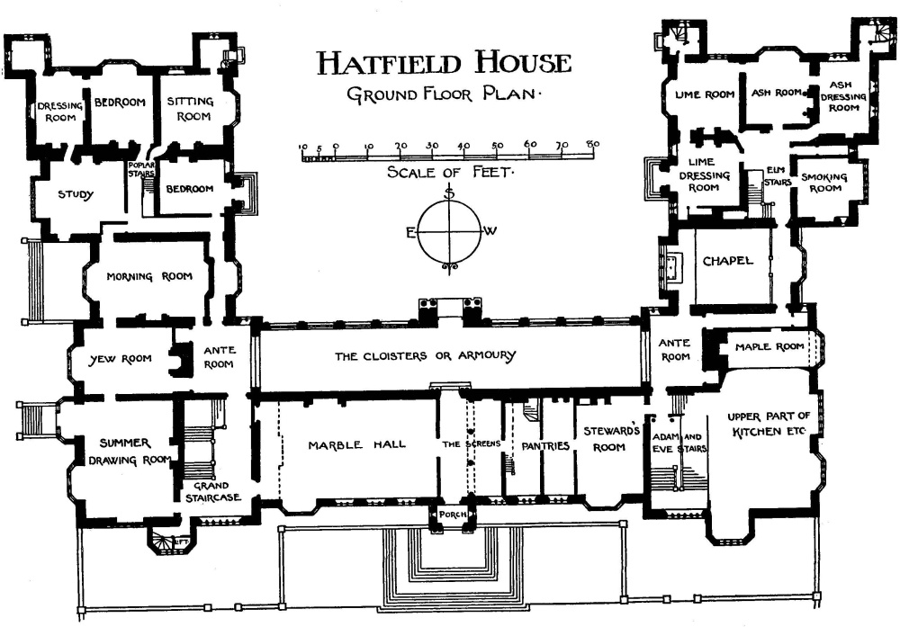 Cool Hatfield House Floor Plan Best inspiration home