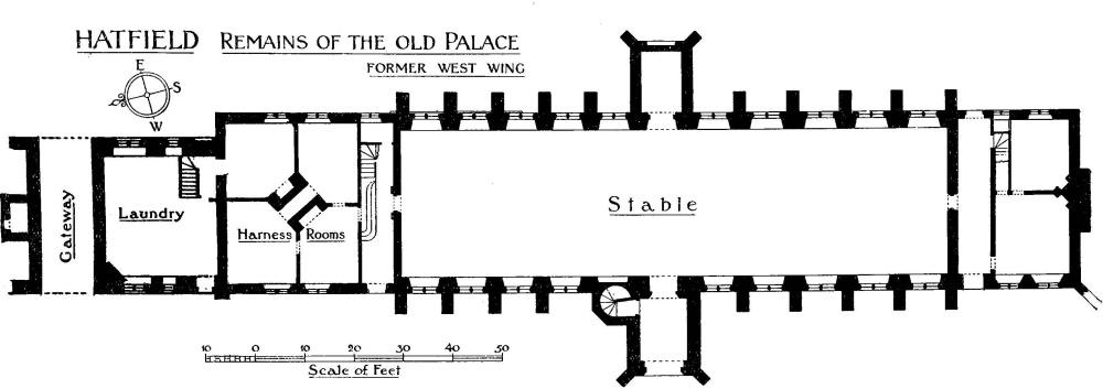 Bishops Hatfield – Hatfield House Floor Plan