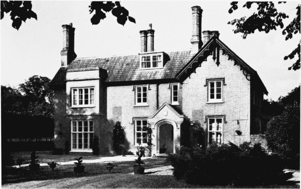 Plate 95 early victorian houses british history online for Victorian house facts