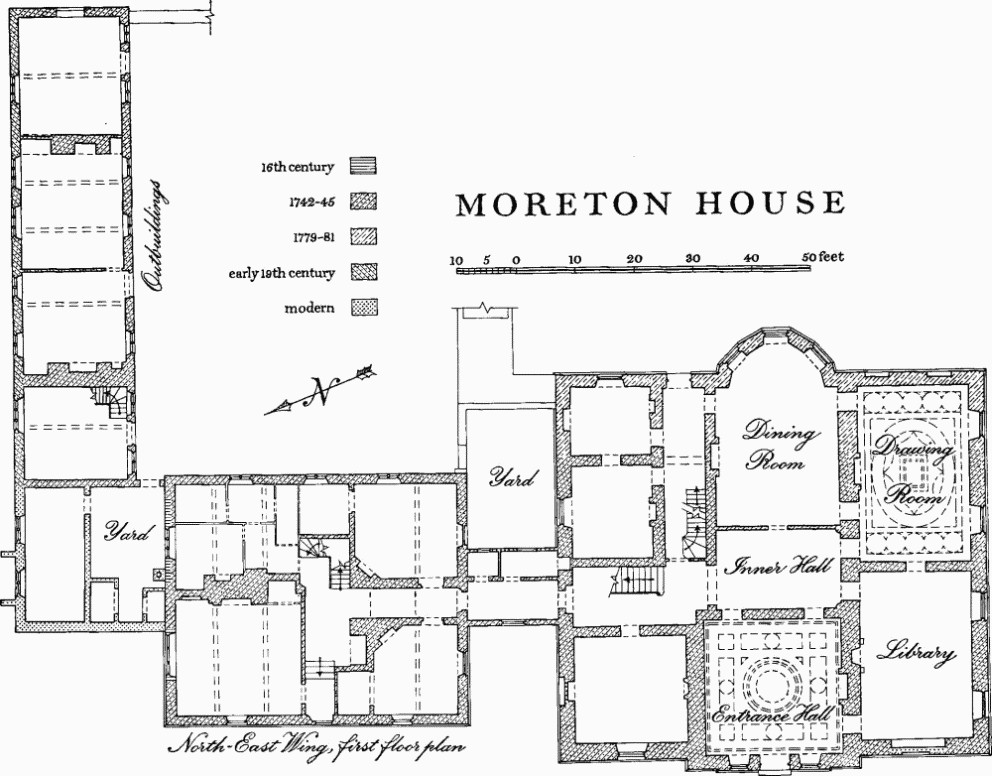 19th century manor house floor plans for 19th century floor plans