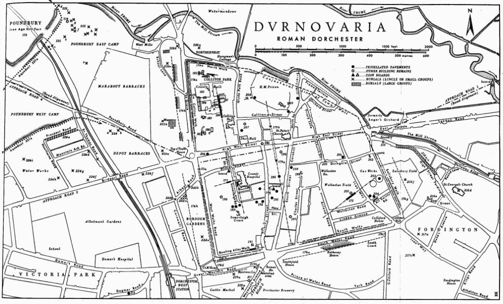 758e7b4dc6b Roman Dorchester (Durnovaria)