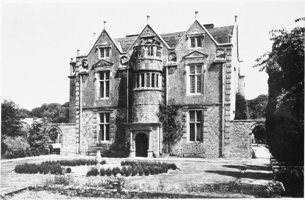 Plate 52 Manor Houses British History Online