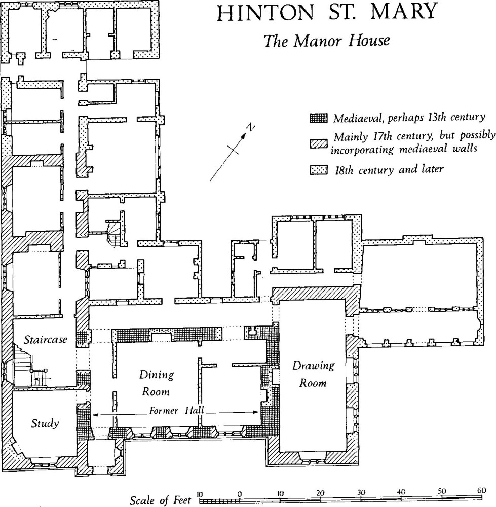 hinton st mary british history online