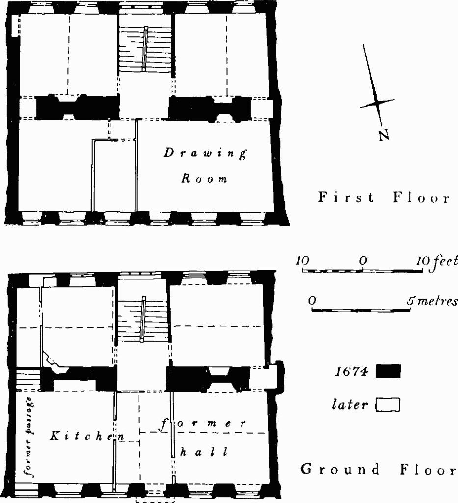 St george 39 s square british history online for 116 john street floor plan
