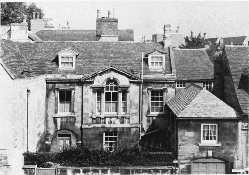 Plate 104: Mid 18th-Century Architecture | British History Online
