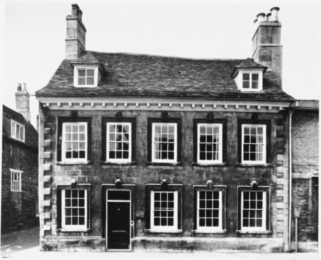 18Th Century House plate 113: 18th-century houses | british history online