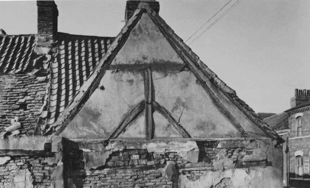 Plate 135: Timber-Framing Details | British History Online