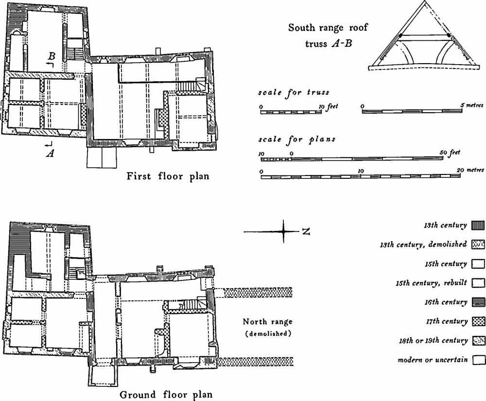 100 19th Century Floor Plans 1905 U2026the