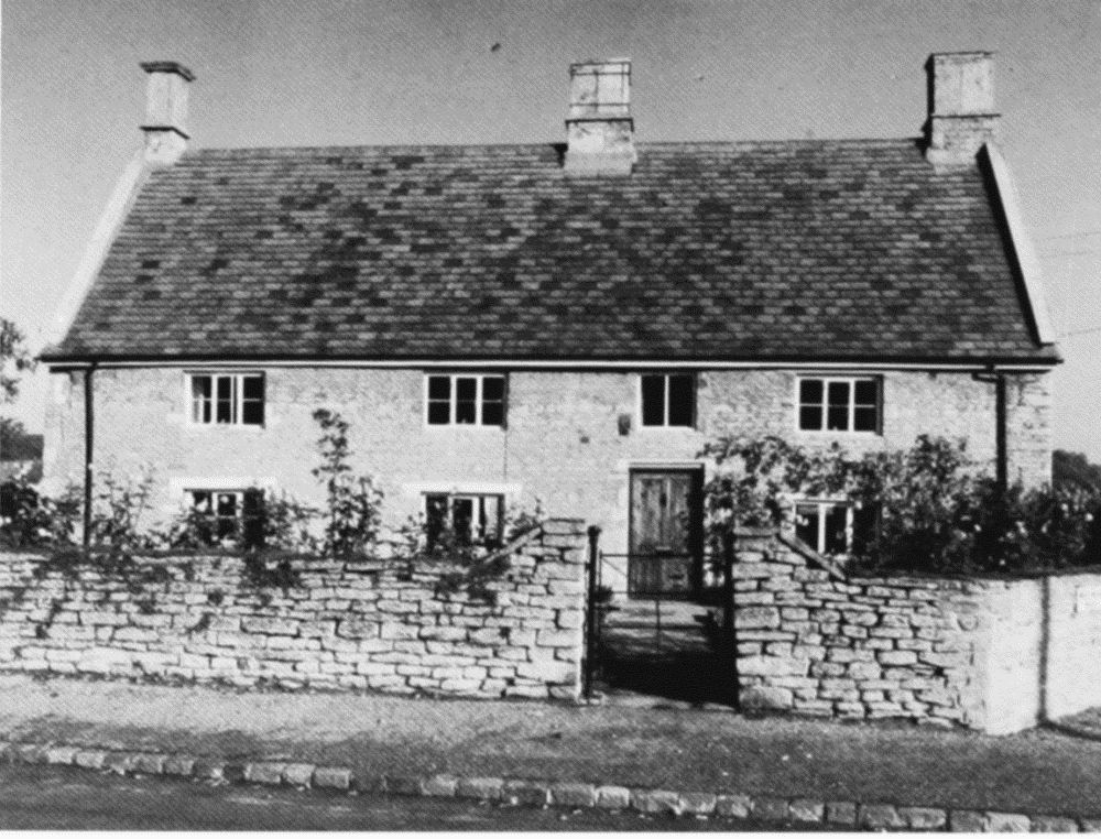 18Th Century House plate 101: 16th, 17th and 18th-century houses | british history online