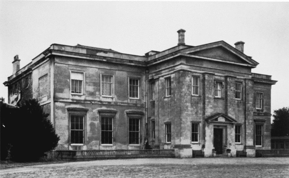 Plate 109 18th and early 19th century architecture for Architecture xix