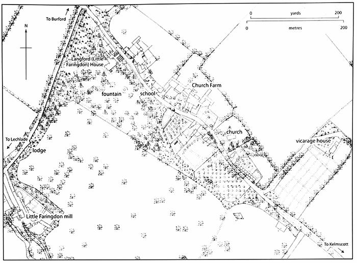 Langford Parish Little Faringdon  British History Online