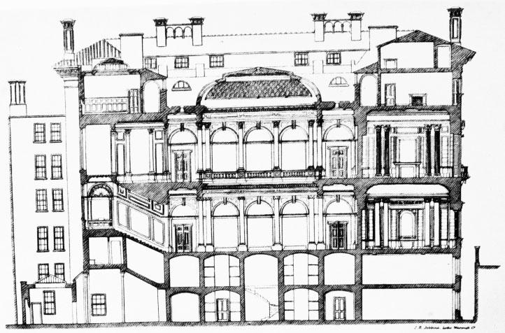 Plate 96 Reform Club Pall Mall British History Online