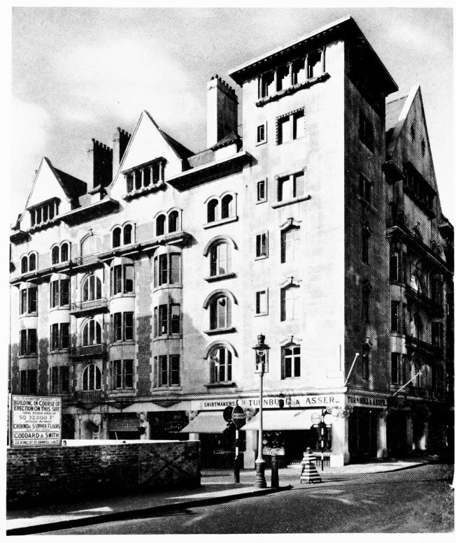 70 72 Jermyn Street And 21 24 Bury 1902 3