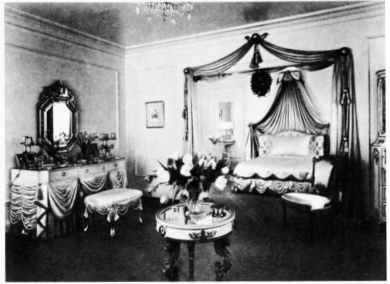 B No 42 Upper Brook Street Bedroom Of Mrs F J Wolfes Flat In 1939