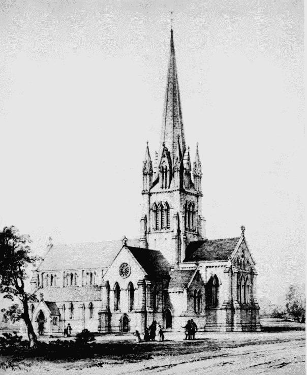 a south and east fronts in 1844u20135 figure 12a st johnu0027s church ladbroke grove
