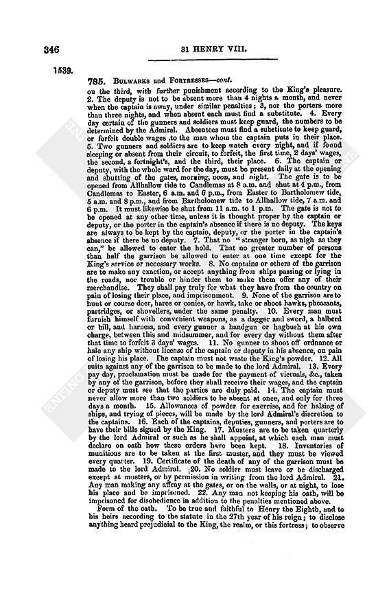 Letters And Papers Miscellaneous 1539