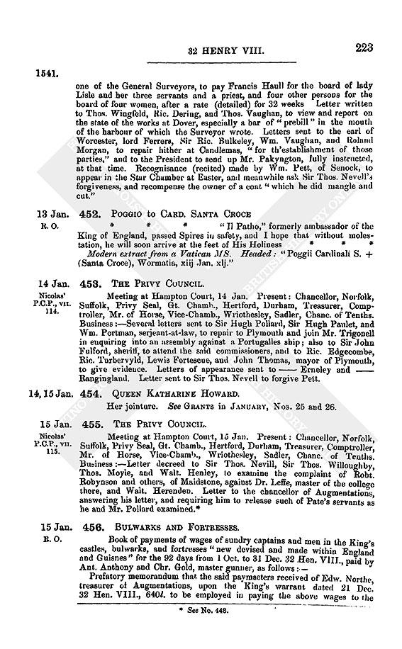 Henry viii january 1541 11 20 british history online page 223 spiritdancerdesigns Images
