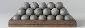 Cannon balls - Image courtesy Rijksmuseum