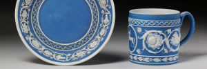 Wedgwood pottery © Victoria and Albert Museum, London
