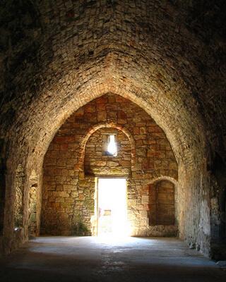 Incholm Abbey - Image by Rachael Lazenby